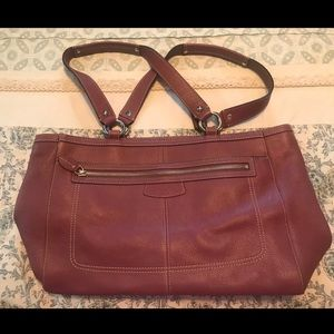 COACH purse/handbag
